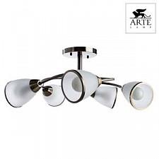 Люстра на штанге Arte Lamp A6056PL-5AB Innocente