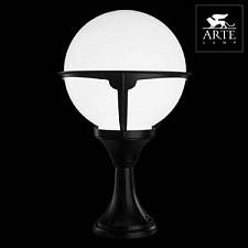 Наземный низкий светильник Arte Lamp A1494FN-1BK Monaco