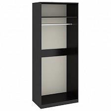 Шкаф платяной Токио СМ-131.08.005 венге цаво/венге цаво/венге цаво