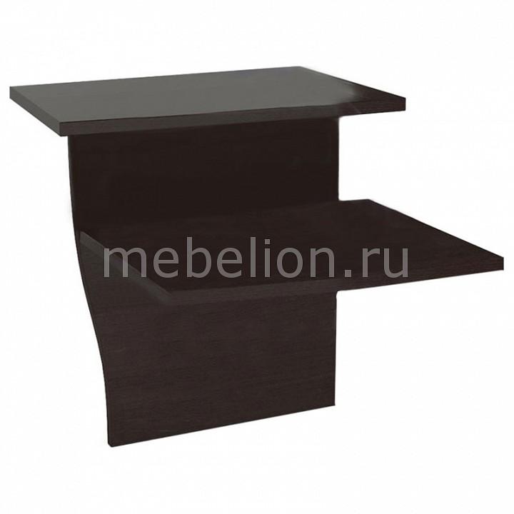 Тумба прикроватная 4-0909 венге/клен mebelion.ru 795.000