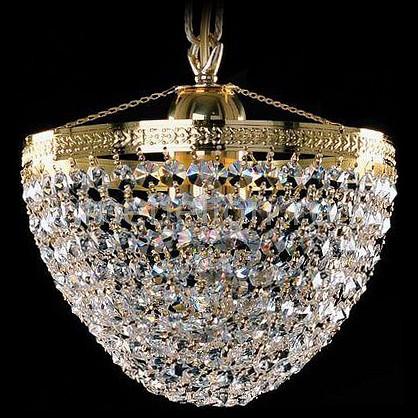 Подвесной светильник Bohemia Ivele Crystal 1932/20/G 1932