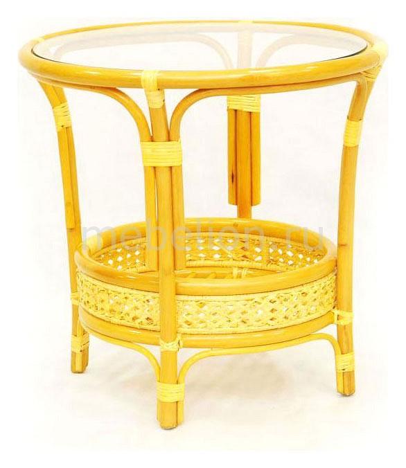 Стол для сада Экодизайн Стол журнальнй Пеланги 02/15А М стол ecodesign пеланги 02 15а two tone