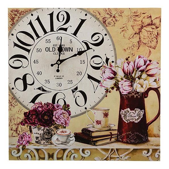 Настенные часы (40х40 см) Art 799-073