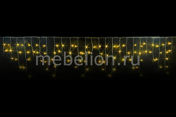 Бахрома световая (3х0.9 м) RichLED RL-i3*0.9F-T/Y сеть световая 2х1 5 м richled rl n2 1 5 t m