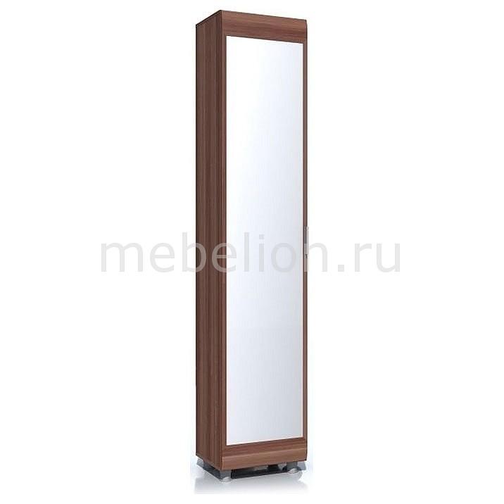 Шкаф для белья Капри НМ 014.02 РZ