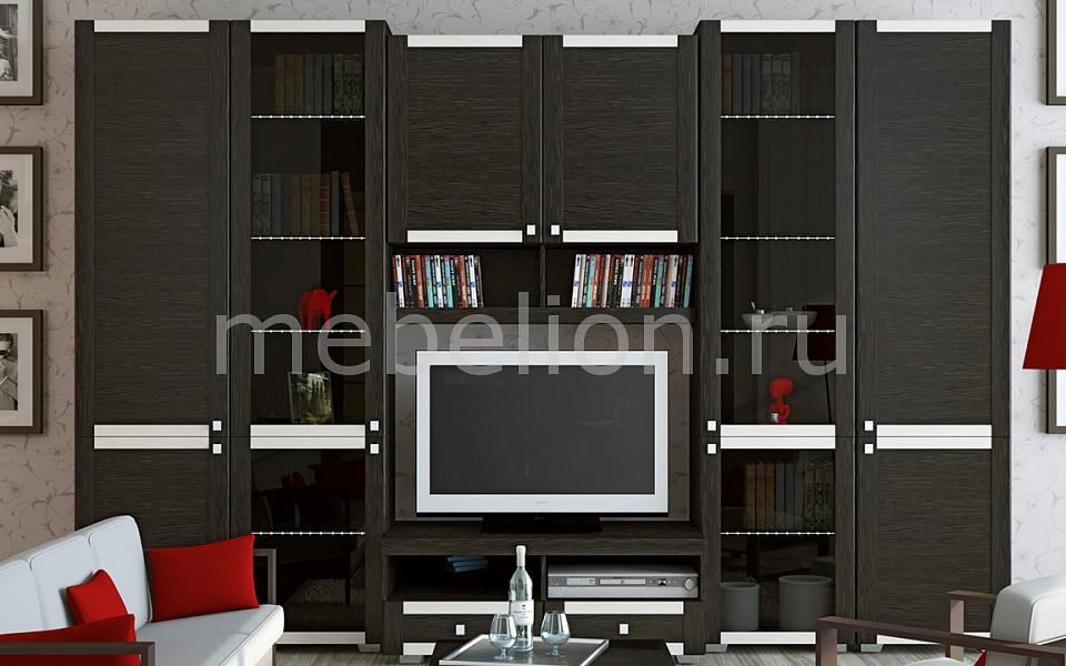 Стенка для гостиной Мебель Трия Фиджи 2 ГН-153.002 мебель трия тетрис гн 154 003