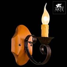 Бра Arte Lamp A9520AP-1BR Taverna