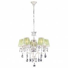 Подвесная люстра Arte Lamp A3082LM-5WG Veil