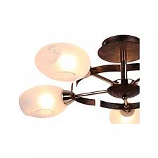 Люстра на штанге Arte Lamp A6094PL-5BA Camilla