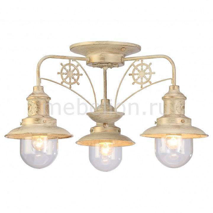 Купить Потолочная люстра Sailor A4524PL-3WG, Arte Lamp, Италия
