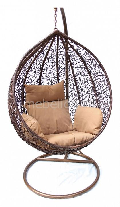 Кресло подвесное Kvimol Деронг 4 плетеное кресло ротанговое kvimol км 0317