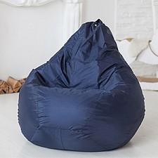 Кресло-мешок Темно-синее III