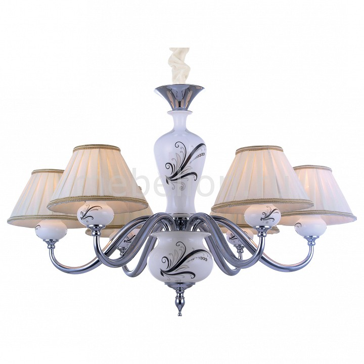 Подвесная люстра Arte Lamp A2298LM-6CC Veronika