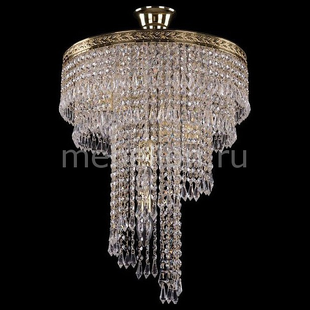 Люстра на штанге Bohemia Ivele Crystal 8311/40-50/G щебень фракция 20 40 мм 50 кг