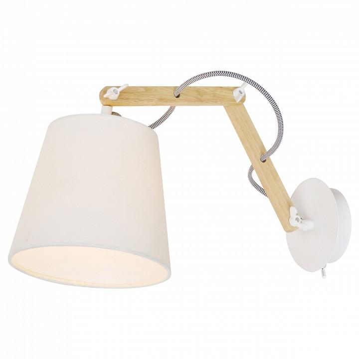 все цены на Бра Arte Lamp Pinocchio A5700AP-1WH онлайн