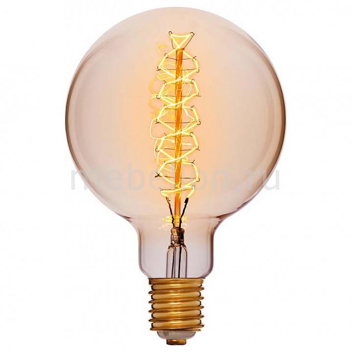 Лампа накаливания Sun Lumen G150 E40 240В 95Вт 2200K 052-160
