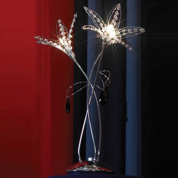 Настольная лампа декоративная Lussole