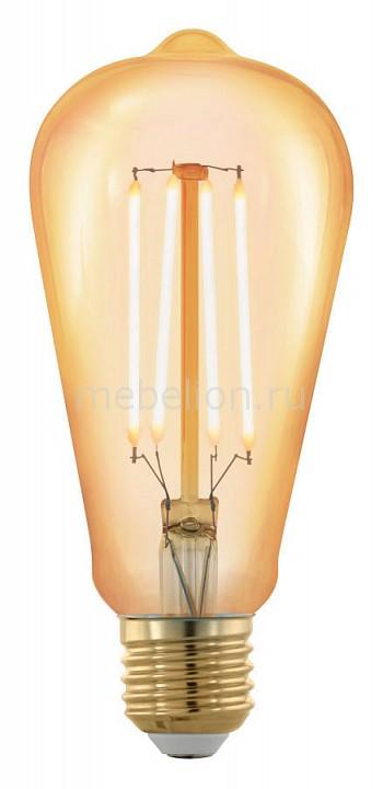 Лампа светодиодная Eglo Golden Age E27 220-240В 4Вт 1700K 11696