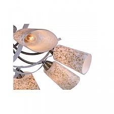 Потолочная люстра Arte Lamp A6212PL-8WG Leticia