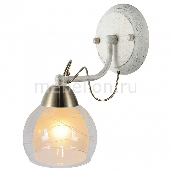 Купить Бра A1633AP-1WG, Arte Lamp, Италия
