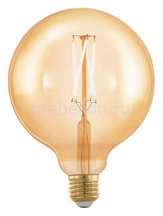 Лампа светодиодная Eglo Golden Age E27 220-240В 4Вт 1700K 11694