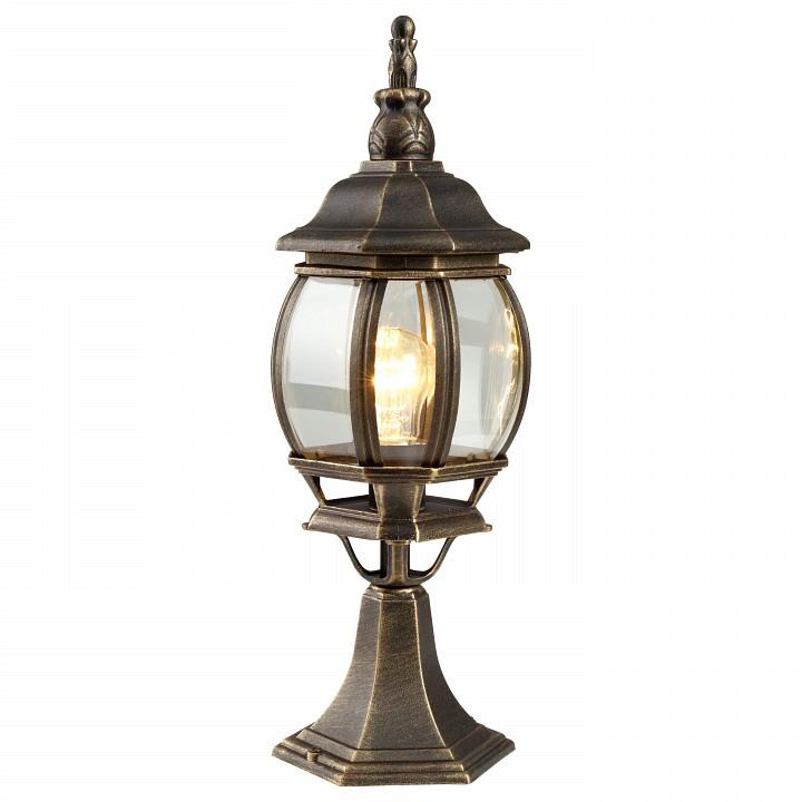 Наземный низкий светильник Arte Lamp Atlanta A1044FN-1BN настольная игра десятое королевство мы едем едем едем магнитная 01939