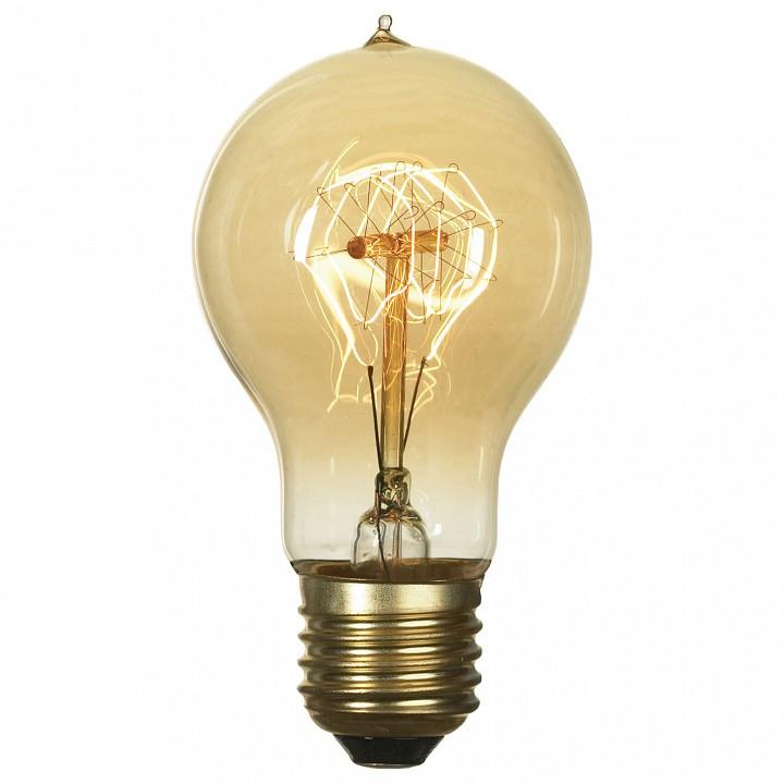 Лампа накаливания Lussole Loft E27 220В 60Вт 2800K GF-E-719