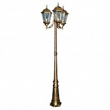 Фонарный столб Витраж с овалом 11326