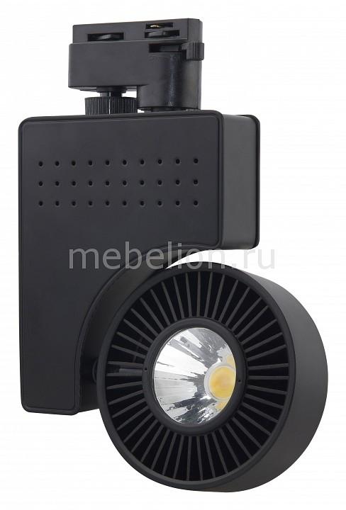 Светильник на штанге Horoz Electric HL834L 018-001-0040 Черный трековый светодиодный светильник horoz 40w 4200k серебро 018 001 0040 hl834l