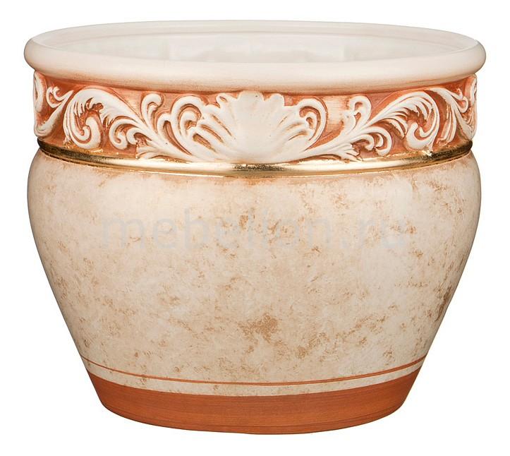 Ваза настольная АРТИ-М (30х25 см) Ирис 335-291-1 ваза настольная арти м 20х18 см ирис 327 048