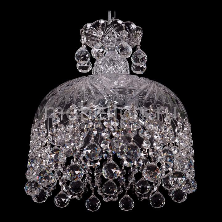 Подвесной светильник Bohemia Ivele Crystal 7711/30/Ni/Balls 7711