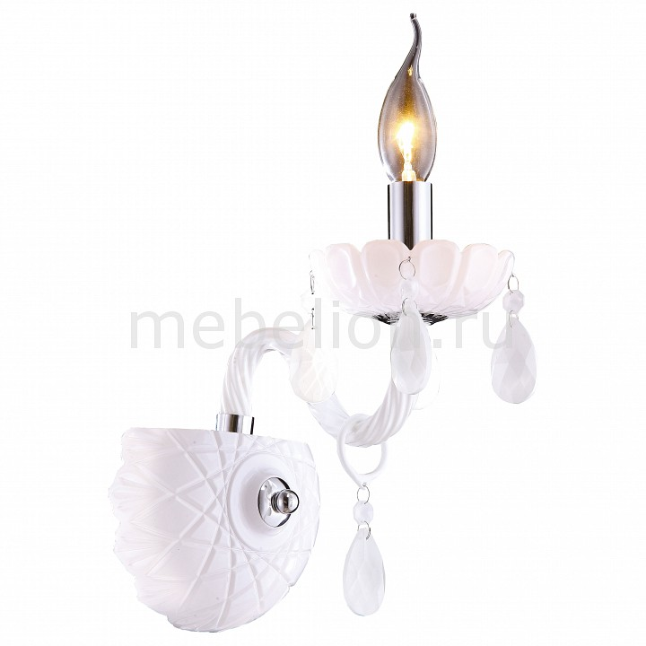 Бра Arte Lamp A3964AP-1WH Teatro