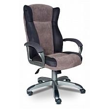Кресло компьютерное CH-879DG темно-коричневое
