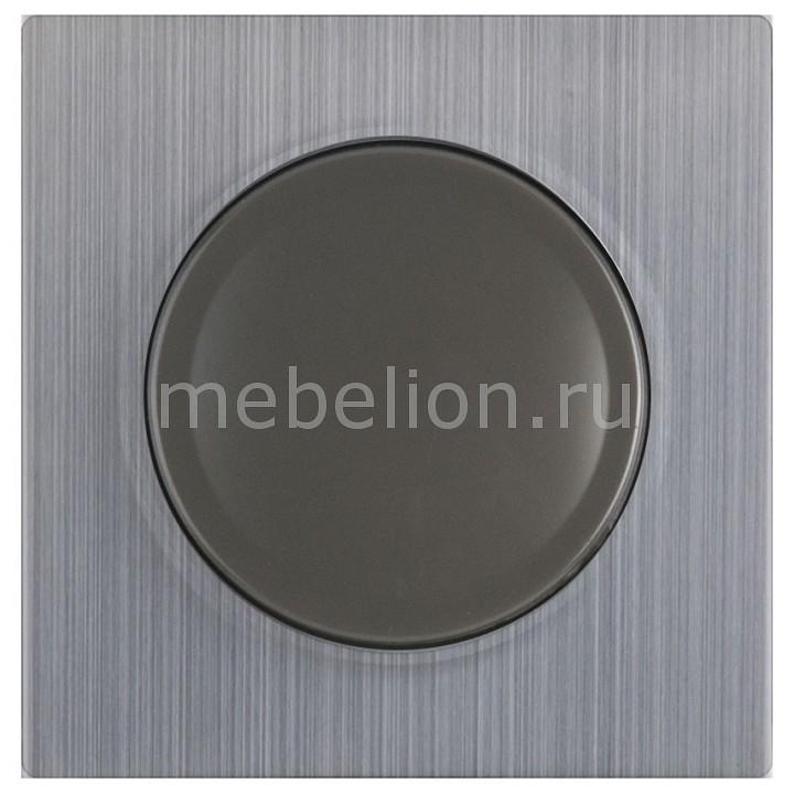 Накладки для диммера Werkel Глянцевый никель WL02-DM-CP