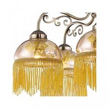 Люстра на штанге Arte Lamp A9560PL-5AB Perlina