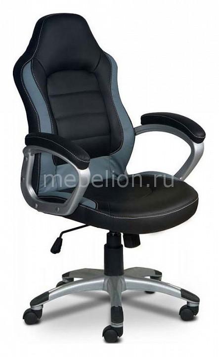 Кресло компьютерное Бюрократ Бюрократ CH-825S/Black+Gr черный/серый бюрократ ch 825s black gr