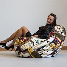 Кресло-мешок Мэрилин Монро II