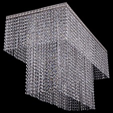 Потолочная люстра Bohemia Ivele Crystal 2001/40/80/45/Ni 2001