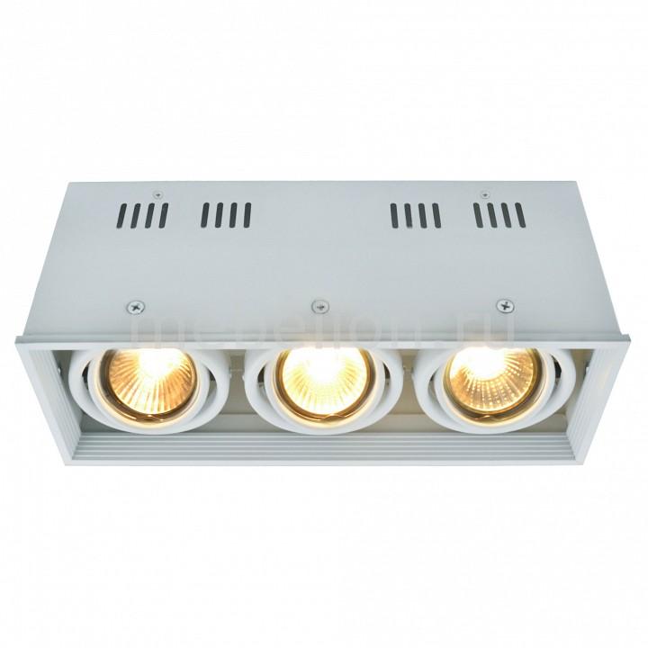 Накладной светильник Arte Lamp A5942PL-3WH Cardani