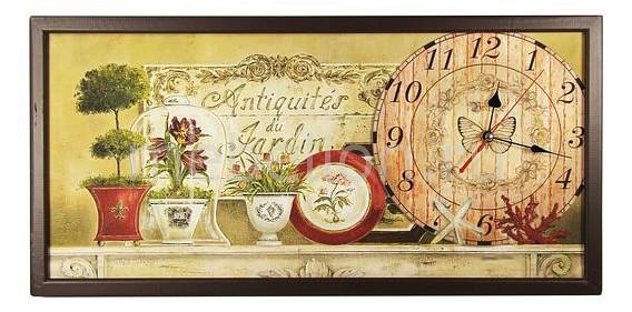 Часы настенные Акита (60х30 см) AKI 3060-4