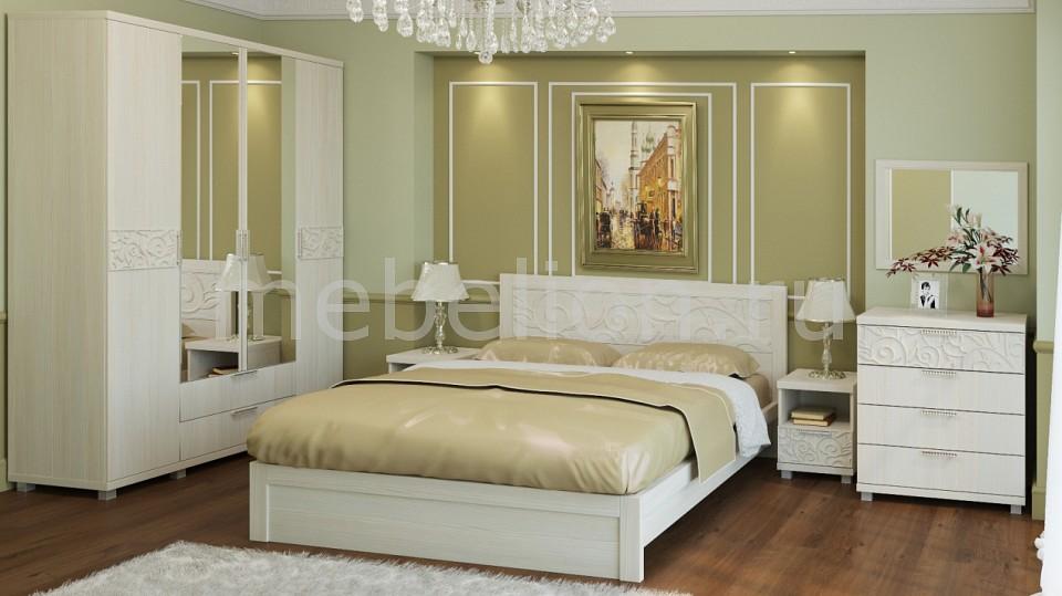 Гарнитур для спальни Ирис К-2