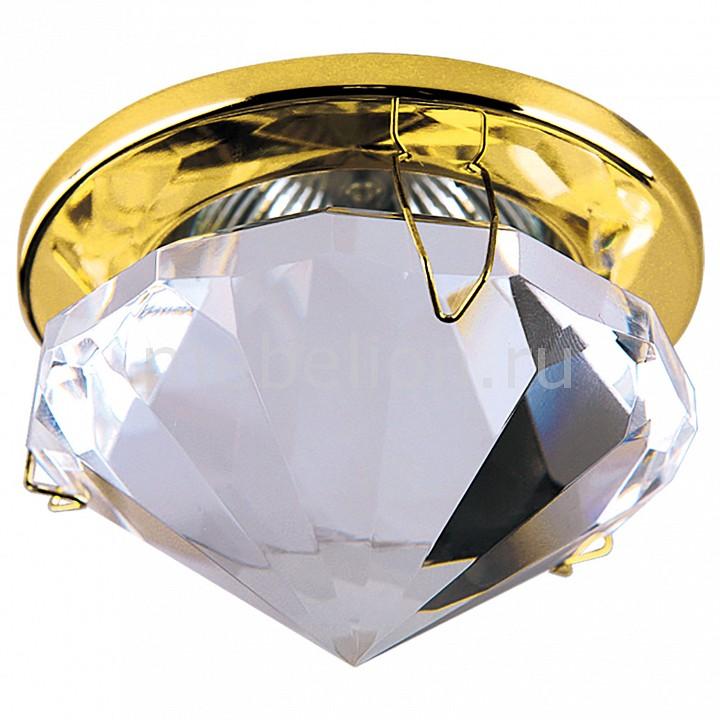 Встраиваемый светильник Lightstar 009002 Diamo