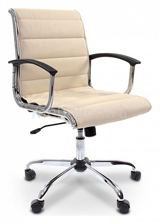 Кресло компьютерное Chairman 760 М бежевый/хром, черный  раскладной диван кровать фото