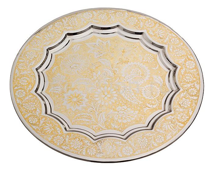 Блюдо декоративное (24 см) 877-217