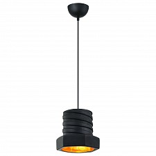 Подвесной светильник Arte Lamp A6680SP-1BK Bijoux