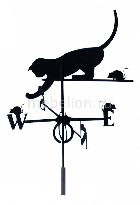 Флюгер (58.4х59 см) Кошка и мышка 10709