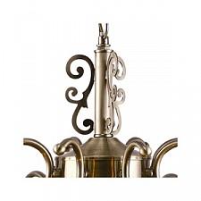 Подвесная люстра Arte Lamp A9560LM-8AB Perlina