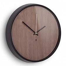 Настенные часы (32 см) Madera 118413-048
