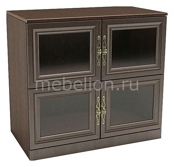 Тумба-витрина ВМФ-Мебель Карлос-019