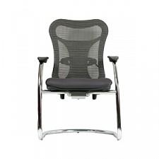 Кресло Chairman 426 серый/хром